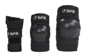 SFR Youth Ramp Skydd 3-Pack (Storlek M)