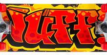 Enuff Graffiti II Mini Skateboard /7,5`Röd