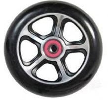 MADD GEAR DDAM CFA 110MM WHEEL - BLACK