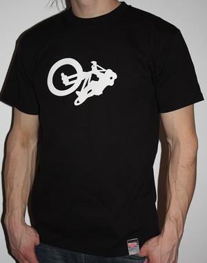 T-shirt Basic Logo Bike Big.