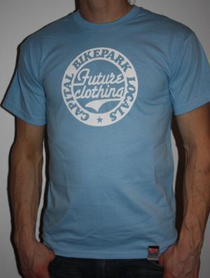 T-shirt Basic Logo Bikepark Locals.