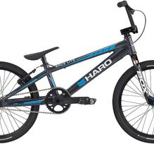 "Haro Racelite Team CF Expert XL 2017 Race BMX Cykel (20"", Grå)."