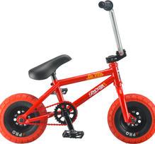 Rocker 3+ De´Vito Röd Mini BMX